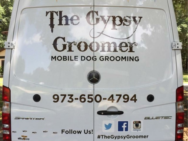 The Gypsy Groomer is coming!